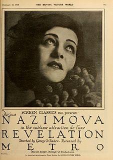 <i>Revelation</i> (1918 film) 1918 film by George D. Baker