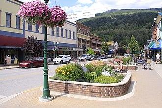Revelstoke, British Columbia - MacKenzie Avenue