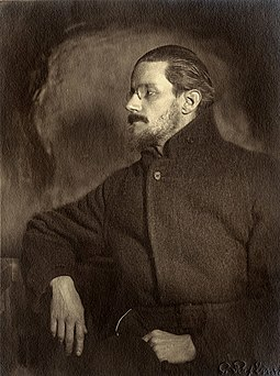 James Joyce, one of the controversial omissions of the Literature Prize Revolutionary Joyce Better Contrast.jpg