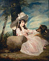 Reynolds Portrait of Miss Anna Ward with Her Dog Kimbell.jpg