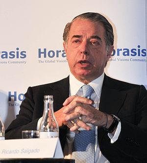 Manuel Pinho - Image: Ricardo Salgado (2009)