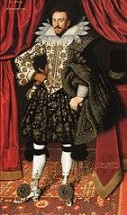 Portrait of Edward Sackville