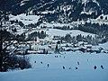 Riezlern im Kleinen Walsertal im Zweiländer- Skigebiet Fellhorn - Kanzelwand - panoramio.jpg