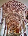 Riga Johanniskirche Innen Gewölbe 1.JPG