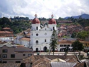 Rionegro - Catedral de San Nicolás el Magno