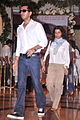 Ritesh Sidhwani, Zoya Akhtar at Rajesh Khanna's prayer meet 01.jpg