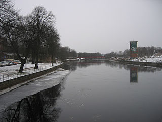 Nissan (river) river in southern Sweden