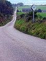Road leading from Burnside to Drumoak - geograph.org.uk - 594059.jpg