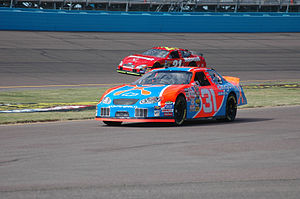 Robby Gordon - 2004 racecar