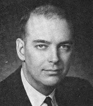 Robert Ellsworth - Robert F. Ellsworth, Kansas Congressman and U.S. Ambassador.