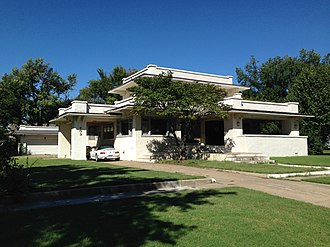 National Register of Historic Places listings in Greenwood County, Kansas - Image: Robertson House