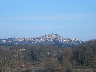 Rocca Priora - Image: Rocca Priora Img 071