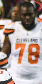 Roderick Johnson American football offensive tackle