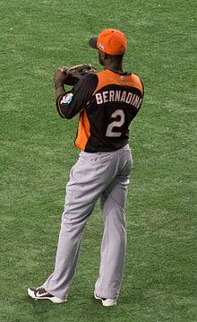 37aa821b6bcd1 Roger Bernadina - Bernadina playing for the Netherlands national team in  2013 World Baseball Classic