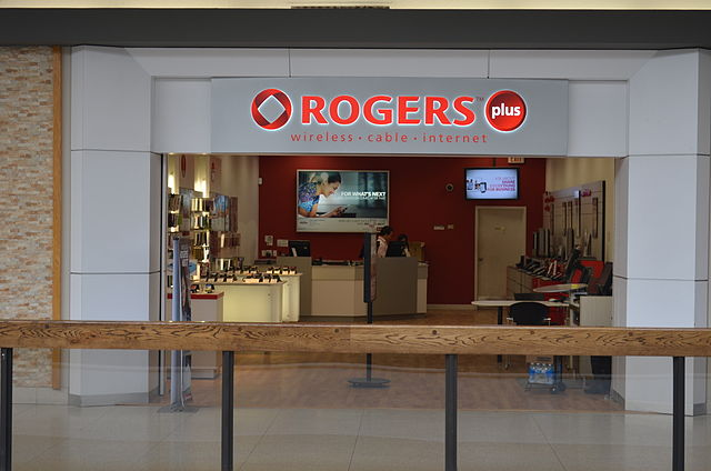Rogers store by Raysonho @ Open Grid Scheduler / Grid Engine [CC0]