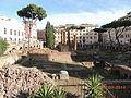 Roma, area sacra en Largo Argentina.jpg