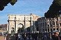 Roma - Coliseo Romano - 003 - Arco de Constantino.jpg