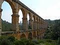 Roman Aqueduct, Tarragona Spain.jpg