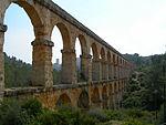 Aqüeducte de les Ferreres bei Tarragona