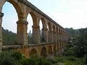 Roman Aqueduct, Tarragona Spain