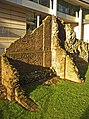 Roman Wall, Noble Street, London EC1 - geograph.org.uk - 1088093.jpg