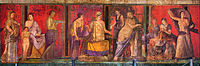 Roman fresco Villa dei Misteri Pompeii 005.jpg