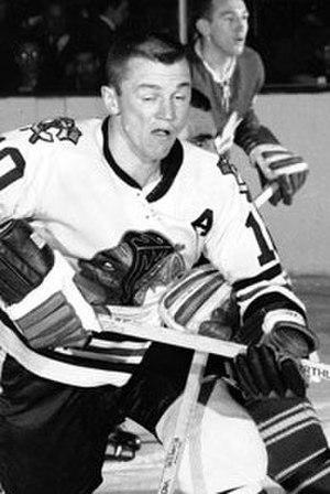 Ron Murphy - Image: Ron Murphy Blackhawks