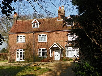 Howards End - Rooks Nest House, Stevenage
