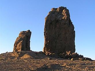 Tejeda - Roque Nublo