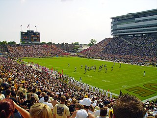 Ross–Ade Stadium home venue of the Purdue Boilermakers football team
