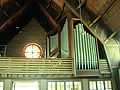 Rostock Johanniskirche Orgelempore.jpg