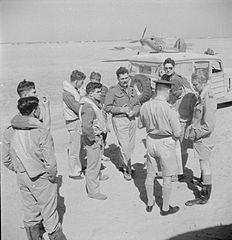 Royal Air Force- Operations in the Middle East and North Africa, 1939-1943; Royal Air Force, 213 Squadron CBM1293.jpg