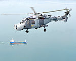 Royal Navy Wildcat Helicopter MOD 45158431.jpg