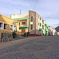Rua direita Ponta do Sol Santo Antao.JPG