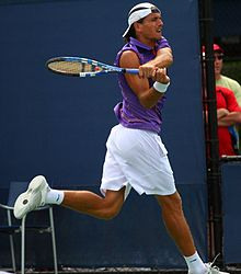 Rubén Ramírez Hidalgo at the 2010 US Open 02.jpg