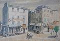 Rudolf Heinisch, Landschaftsskizze - St. Germain-en-Laye, 1927.JPG