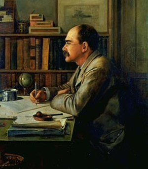 The King's Pilgrimage - Kipling in 1899