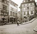 Rue du Château a Rue des Moulins sarkától nézve. Fortepan 92307.jpg