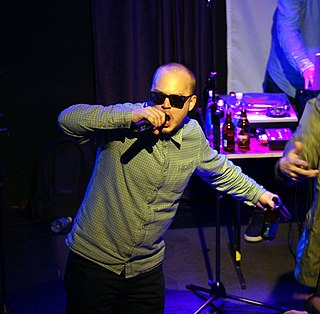 Pyhimys Finnish rapper