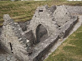 Caomhán of Inisheer