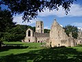 Ruins of Fountains Abbey, North Yorkshire - geograph.org.uk - 655585.jpg