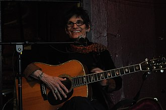 Ruthann Friedman - Ruthann Friedman performing at the Comet Tavern in Seattle (2011)