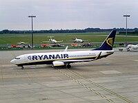 EI-DCZ - B738 - Ryanair