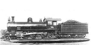 South African Class 6G 4-6-0