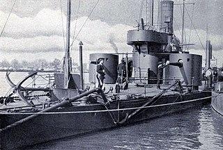 Yugoslav monitor <i>Sava</i> Austro-Hungarian then Yugoslav riverine naval ship