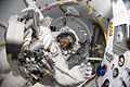 STS-124 EVA-3 Ron Garan in the Quest Airlock.jpg