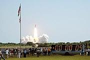 STS 114 shuttle launch