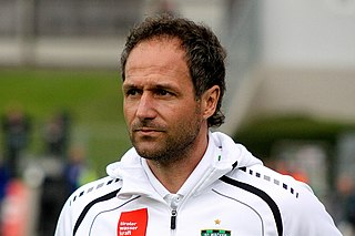 Roland Kirchler Association footballer