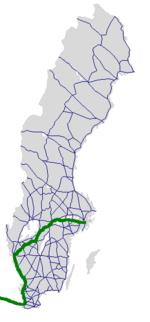 Verlauf der E20