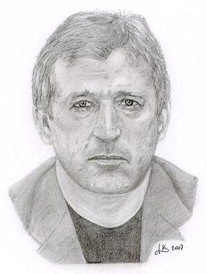 Safet Sušić - Safet Sušić portrait.